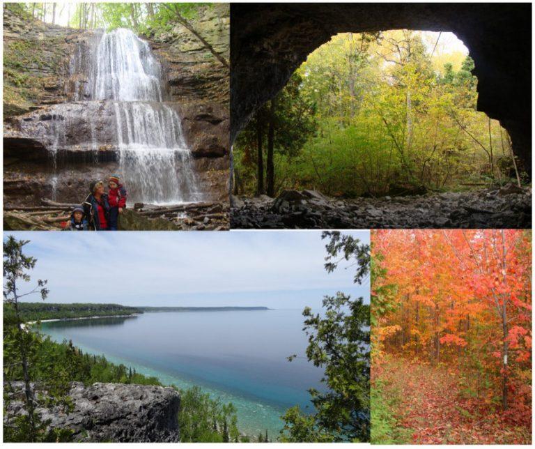 God's amazing creation via the Bruce Trail