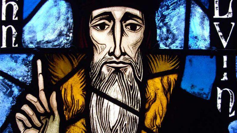John Calvin and the Caliphate