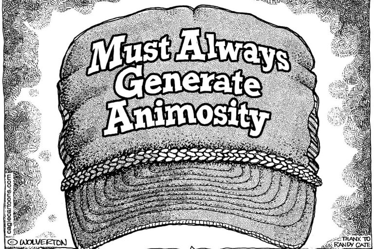 The Hat Means Hate