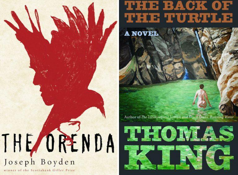 Joseph Boyden and Thomas King