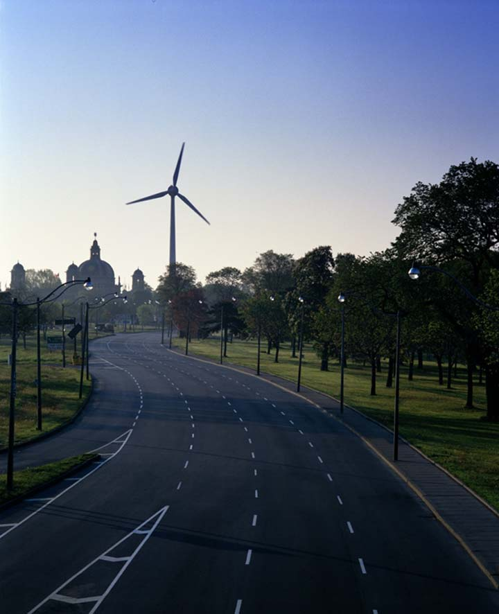 Do your research: A briefing on wind turbine spin