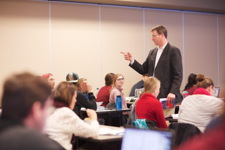 Worldview in the classroom: