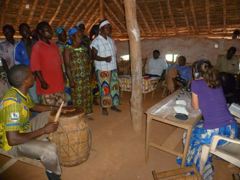 Ethnoarts Open a Door For the Gospel in the DR Congo