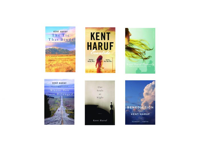 Kent Haruf – Scribe of dust and light