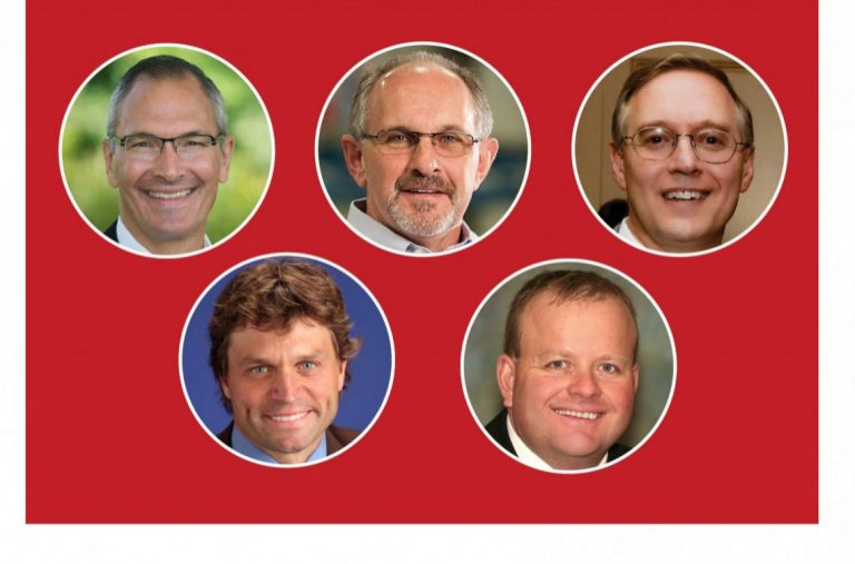 #LeadingJesusWay: Executives committed to servant leadership