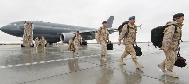 Soul Repair for Afghan Vets